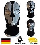 Bandana Guru Cagoule Tête de Mort Fantôme Masque cagoule Ghosts Masque de...