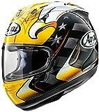 アライ(Arai) フルフェイスヘルメット RX-7X KR AMERICAN EAGLE アメリカンイーグル 61cm R7X-KRAE-61