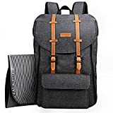 Sac à dos de voyage pour bébé, sac à langer grande capacité avec sac...