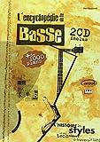 Westwood Paul L'Encyclopedie De La Basse Bass Guitar Book/2Cd French-