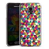 DeinDesign Samsung Galaxy S5 Mini Coque Étui Housse Motif Crazy