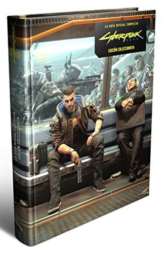 Cyberpunk 2077 La Guía Oficial Completa – Edición Colecc