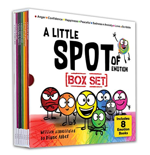 A Little SPOT of Emotion Box Set (8 Books: Anger, Anxiety,...