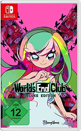 World's End Club - Deluxe Edition (Switch)