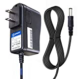 T POWER 7.5V Ac Adapter Charger Compatible with for AngelCare Movement & Sound Baby Monitors Deluxe Plus AC300 AC301 AC401 AC401DPM AC403 AC403 AC403D AC403-1P AC403-2P AC420 AC423D Power Supply
