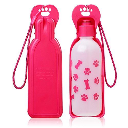 Anpetbest 325ml (11 fl oz) perros botella, Portátil botella de agua...