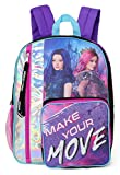 Disney Mochila para niñas Descendants 3 Wickedly Fierce de 40,64 cm