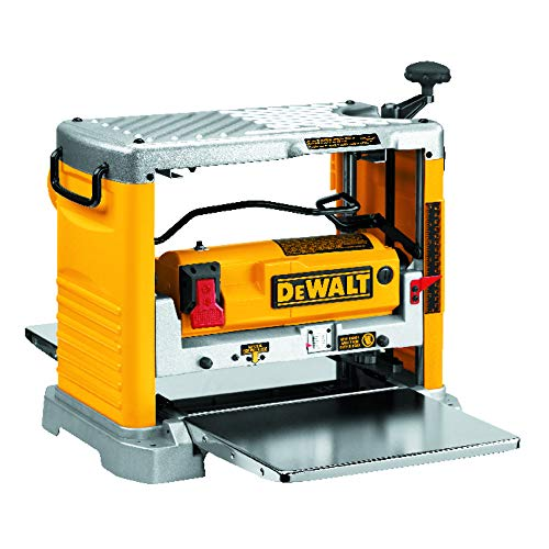 DEWALT Benchtop Planer, Single Speed,...