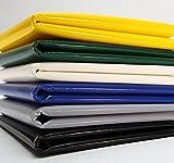 Bâche PVC sans œillets de 680g/m² à 700g/m² Largeur 2,5 m Vendu au mètre Vert, gris, blanc ou noir Bâche de protection pour camion, usage industriel, noir