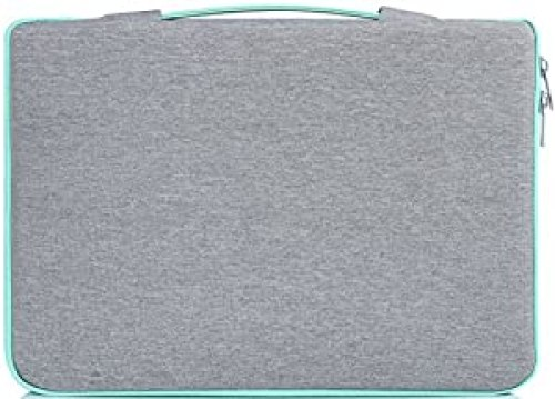 """ProCase 14-15.6 Inch Laptop Sleeve Case Protective Bag for 15\"""" MacBook Pro 2016, Ultrabook Notebook Carrying Case Handbag for 14\"""" 15\"""" ASUS Acer Lenovo Dell HP Toshiba Chromebook Computers -Light Grey<br><br>                <strong>Price</strong>: $17.99          <strong>Rating</strong>: 4.7         <strong>Review</strong>: 28450"""