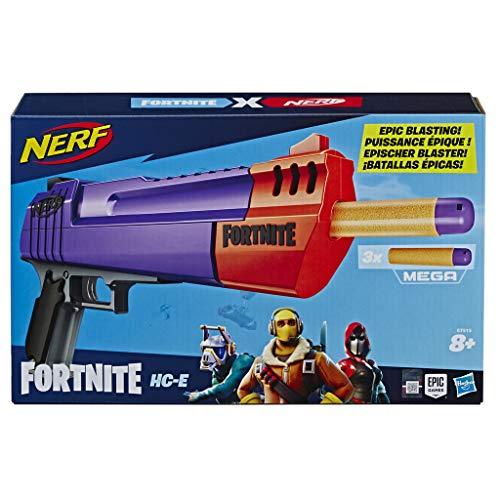 Hasbro Nerf- Gioco Nerf, HC, Multicolore, E7515EU4