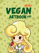 Vegan artbook spicy: spicy (edición en inglés)