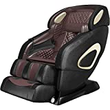 YITAHOME Zero Gravity Massage Chair SL Track, Full Body Air Massage Recliner with Body Scan 3D Robots Hand Waist Heater Foot Roller Thia Yoga for House Office