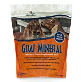 Manna Pro Goat Mineral   Made with Viatimins & Minerals to Support Growth   8 Pounds