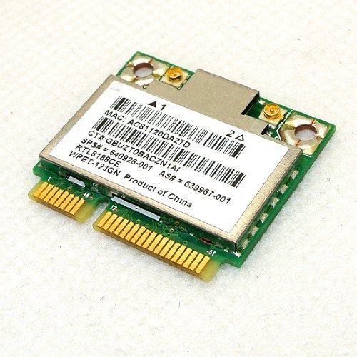 HP RealTek RTL8188CE Half Mini...
