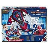Hasbro Spider-Man - Man Web Shots Spiderbolt Blaster, Multicolore, 5+ Anni, E3559EU4