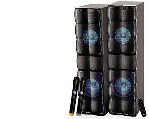INTEX 2.0 Channel Tower Speakers