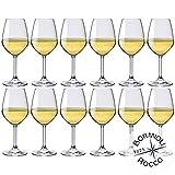 Bormioli Rocco- Divin 44 - Lot de 12verres à vin blanc...