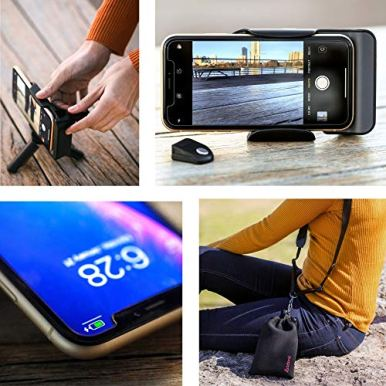 Adonit-PhotoGrip-Qi-White-Bluetooth-Camera-Shutter-Remote-3000mAh-Wireless-Charger-Tripod-Smartphone-Video-Rig-Handgrip-Charging-Grip-for-iPhone-Samsung-Sony-All-Qi-Enabled-Phones