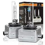Car D1S Xenon Ampoule Auto Lampe, 6000K, 12V 35W, 2 Lampes