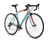 Raleigh Bikes Women's Revere 1 Endurance Road Bike, Blue, 48cm/XX-Small