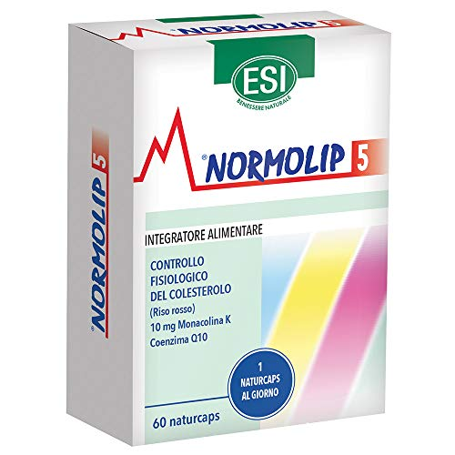 Esi Normolip 5-60 Naturcaps