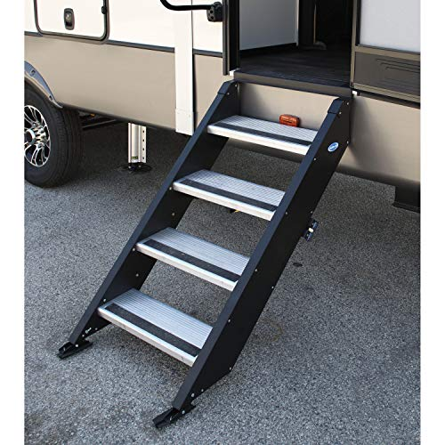 MOR/ryde International Inc. STP-4-30-03H Fold Up Step 4 Step 30'...