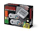 Hinweis: Bei den auf dem Nintendo Classic Mini: Super Nintendo Entertainment System enthaltenen Spielen handelt es sich um die ursprünglichen US-Veröffentlichungen mit 60 Hz. Die Sprachoptionen sind nur für das Systemmenü. Die Spiele sind auf Englisc...