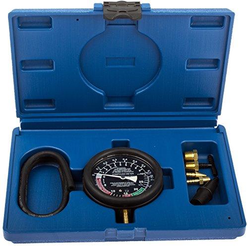 Asta S-VFPT Druck und Unterdruck Tester Vakuum Benzindruck Druckmesser Manometer