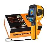 URPRO 2.4' Infrared (IR) Thermal Imager Imaging Camera Full Angle Color Display, IR Image 3600...