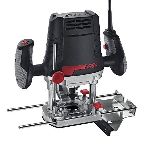 Skil F0121831AA Fresadora 1100W, 0 - 28000 RPM