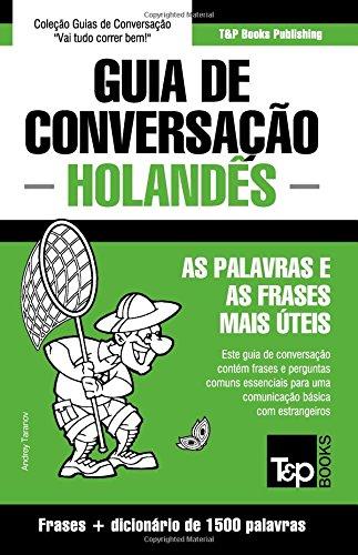 Guia de Conversacao Portugues-Holandes E Dicionario Conciso 1500 Palavras
