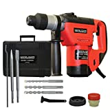 Toolman Electric Power Rotary Hammer Drill Driver 7.5 Amp For Heavy Duty Corded LT3103