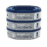 Angelcare - Dress Up - Recharges Octogonales pour Poubelle à Couche Dress...