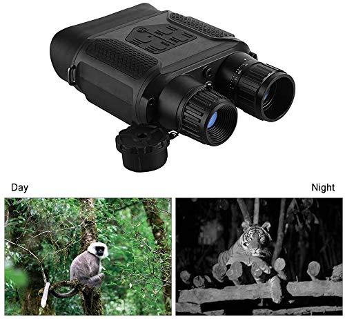 WQAZ Binocolo per Visione Notturna - 7X31 Visore Notturno/infrarosso binoculare Digitale per Visione...