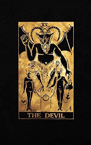 The Devil: Tarot Card Journal - 5 x 8 College 120 Ruled...