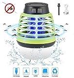 Qisiewell Lampe Anti-Moustique Lumière de Camping 2 en...