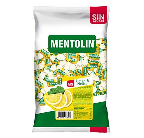 Mentolín Limón & Melisa Caramelo Balsámico sin Azúca