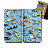 iPhone 12 Pro iPhone12Pro ケース スマホケース 手帳型 ベルトなし 釣り フィッシング ルアー……