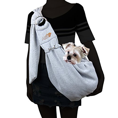 Alfie Pet - Chico 2.0 Revisible Pet Sling Carrier...