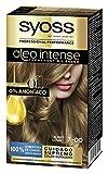Syoss Oleo Intense - Tono 7 Rubio Medio – Coloración permanente sin amoníaco...