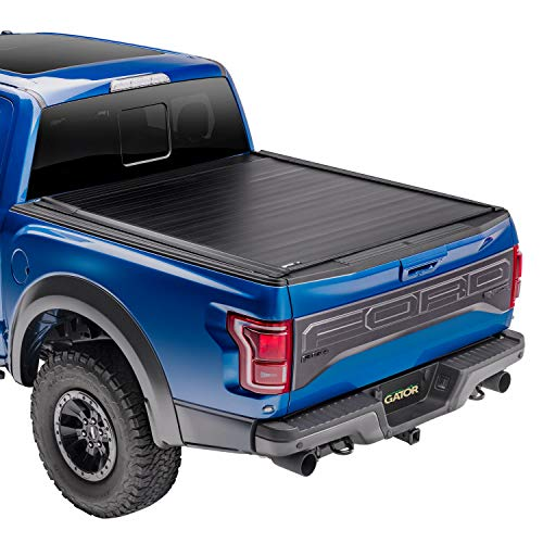 GATOR Recoil Retractable Truck Bed Tonneau Cover |...