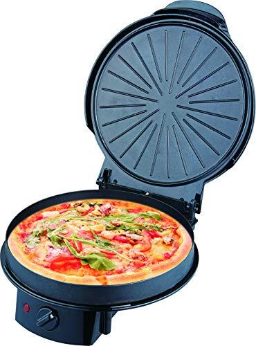 Triomph ETF1599Pizzagrill schwarz 38,2x 15x 33cm