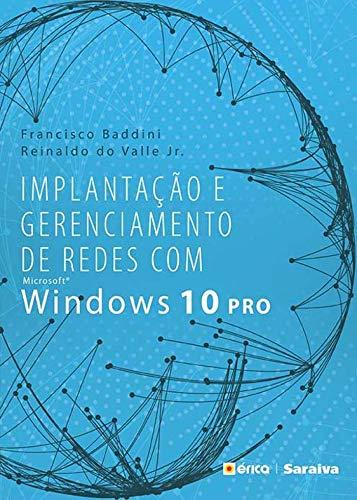 Implementación y administración de redes con MS Windows 10 Pro