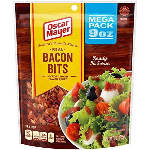 Oscar Mayer Real Bacon Bits, 9 oz Pouch