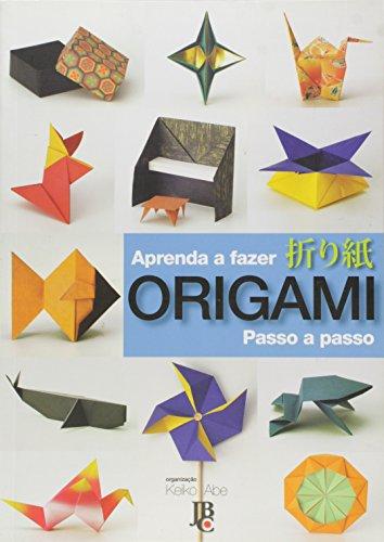 Aprenda a fazer origami. Passo a passo
