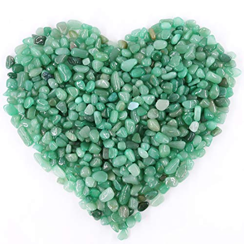Hilitchi Quartz Stones Tumbled Chips Stone Crushed Crystal...