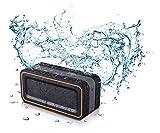 Turcom Acousto Shock 30 Watt Rugged Water Resistant Wireless Bluetooth Speake...