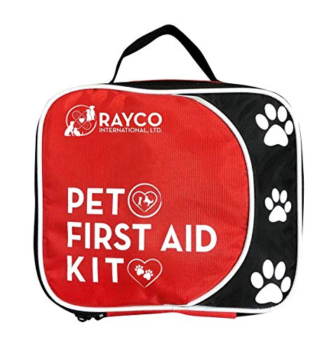 Pet First Aid Kit with LED Safety Collar...