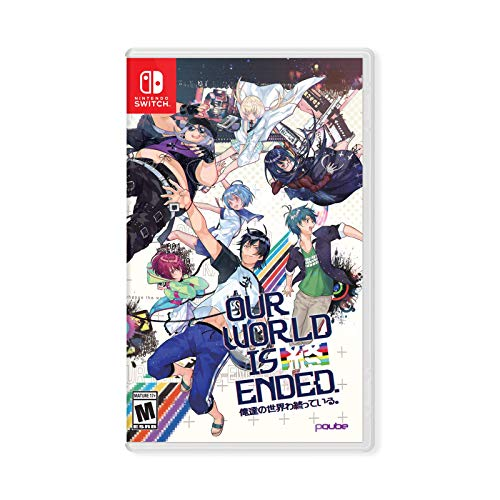Our World is Ended Day 1 Edition